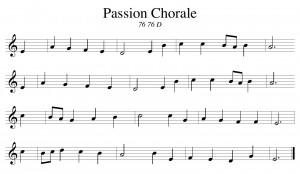 PassionChorale
