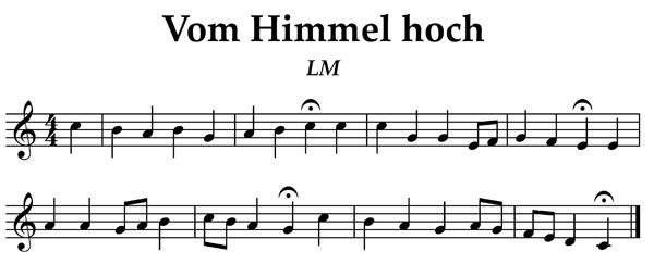 VomHimmelHoch