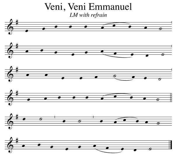 VeniVeniEmmanuel