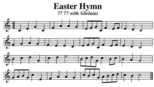 EasterHymn